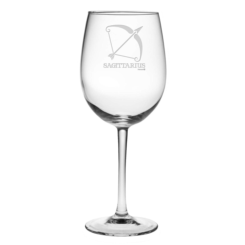 Signo del Zodiaco Copa de vino - 19 oz vaso de vino alto ...