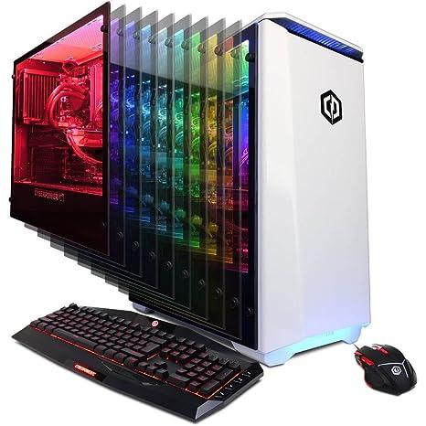 CyberpowerPC GLC5200CPG 3.7GHz i7-8700K 8ª generación de procesadores Intel® Core™ i7