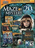 MYSTERY MASTERS: MAZE OF MYSTERY 20-PACK AMR
