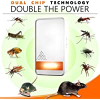 Balight Electronic Pest Repeller Fly RepellerHousehold Ultrasonic Repellent Anti-insect Anti-mouse