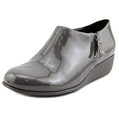 Cole Haan Womens Callie Closed Toe Mules Grey Size 5.5