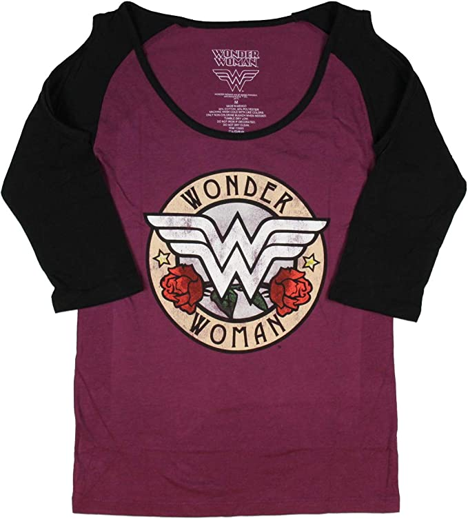 Amazon.com: Bioworld Wonder Woman Womens