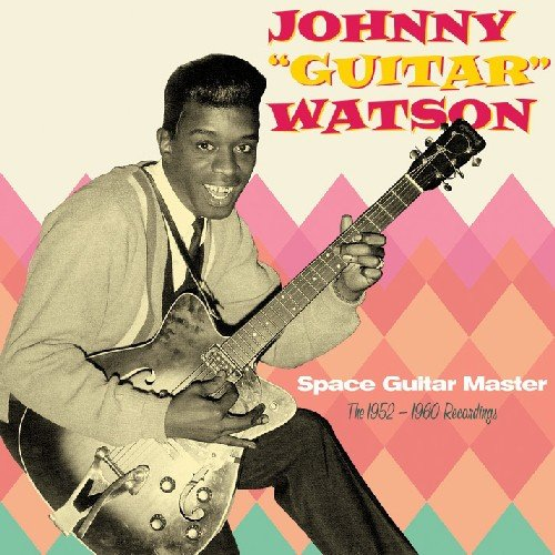 Space Guitar Master (the 1952-1960 Recordings)