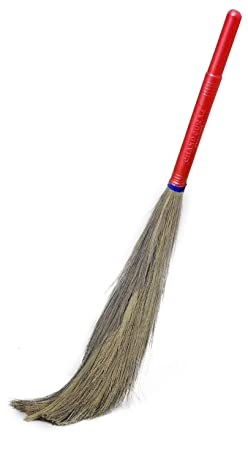 Chand Suraj Raver Grass Broom for Floor Cleaning