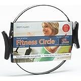 STOTT PILATES(MERRITHEW) Fitness Circle Lite (Black), 14 inch / 35.5 cm