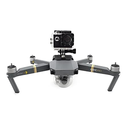 kingwon cámara soporte para DJI Mavic Pro Drone Carry acción ...