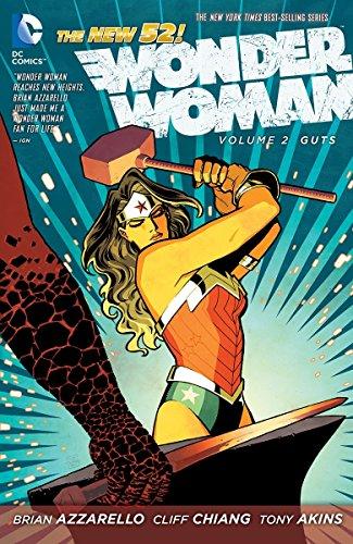 Wonder Woman, Vol. 2: Guts (The New 52)