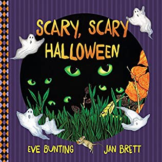 book cover of Scary, Scary Halloween