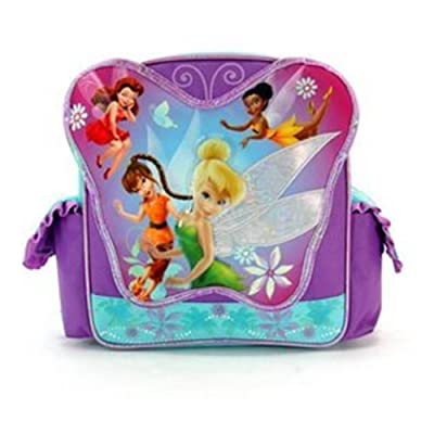 "10"" Disney Fairies Mini Backpack"