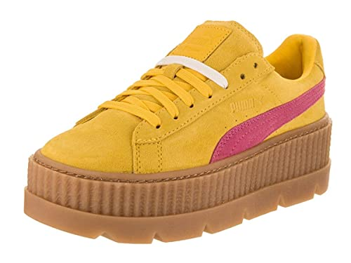 Puma Women's Cleated Creeper Suede Ankle High Fashion