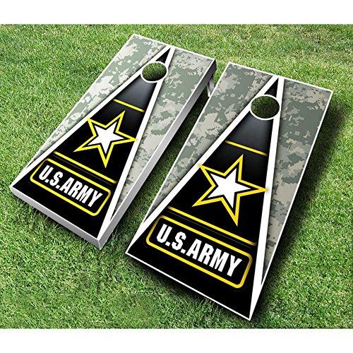 U.S. Army Tournament Cornhole Set from AJJ Cornhole