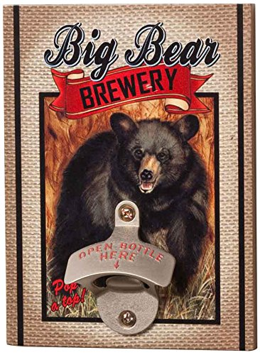 Big Sky Carvers Big Bear Brewery Bottle Opener Review