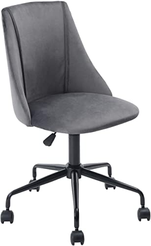 HouseInBox Velvet Office Chair