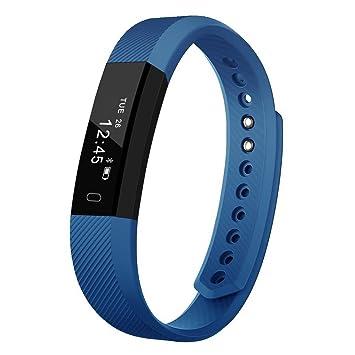 Bigfox Smart Bracelet Touch Screen Id115 Wristband Bluetooth Fitness