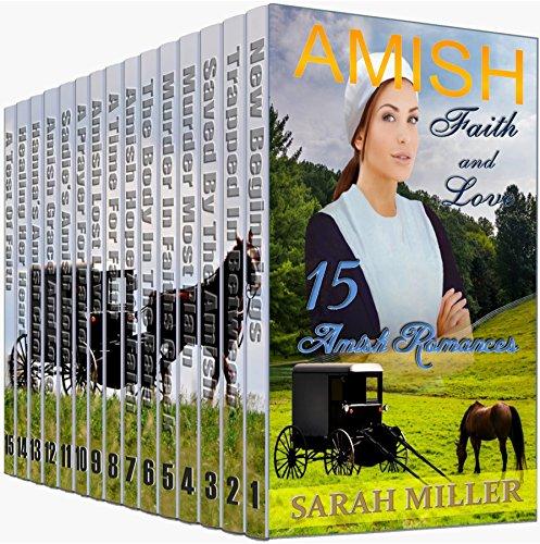 Amish Romance 15 Book Box Set