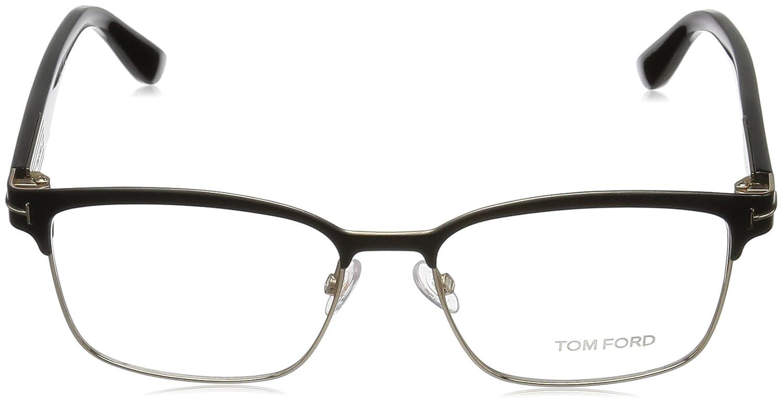 4898f4c3447a Amazon.com  TOM FORD Eyeglasses FT5323 002 Matte Black  Sports   Outdoors