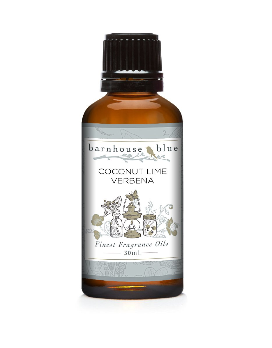 Barnhouse Blue - Coconut Lime Verbena - Premium Fragrance Oil - 30ml