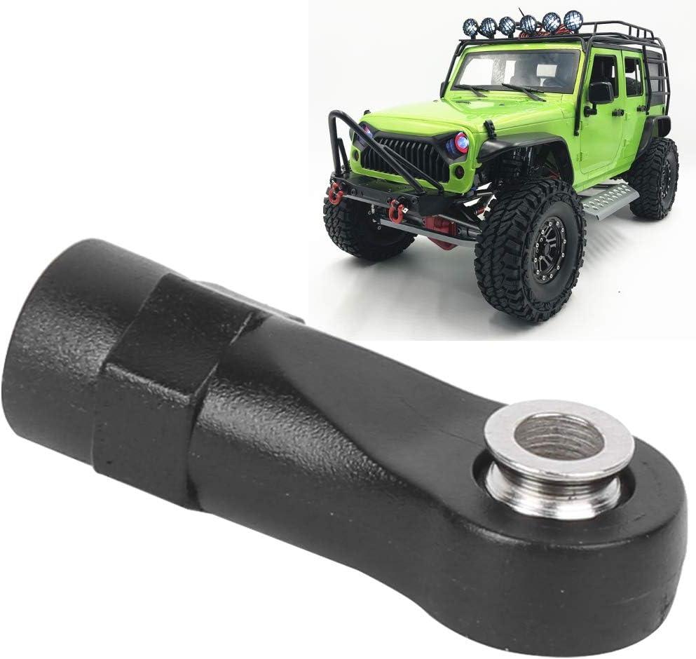 10Pcs Plastic/&Steel 1:10 Scale Remote Control Car M4 Link Linkage Rod End Width Balls Joint Head Set Fit for Traxxas TRX-4 1//10 RC Car RC Car Accessories