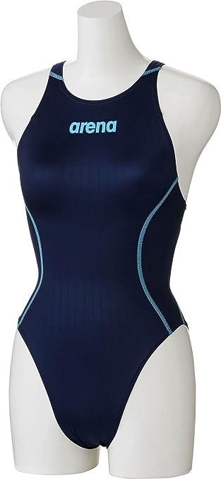 07e040e4283 Amazon   arena(アリーナ) レディース 競泳用 水着 リミック(クロス ...