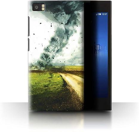 Stuff4® ® Phone Case/Cover/Skin/xia-CC/Beautiful World Art Collection Tempesta/Tornado/Ciclone Xiaomi Mi 3: Amazon.es: Electrónica
