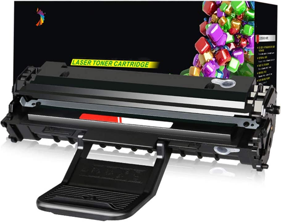 Applicable MLT-D108S Toner Cartridge ML-1640 ML-2241 1641 2240 Office Supplies Safety No Leakage Printing Clear and smooth-4-black