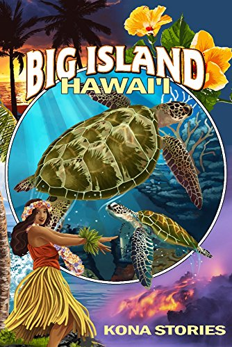 Kona, Hawaii - Big Island Montage (24x36 SIGNED Print Master Giclee Print w/ Certificate of Authenticity - Wall Decor Travel Poster) by Lantern Press