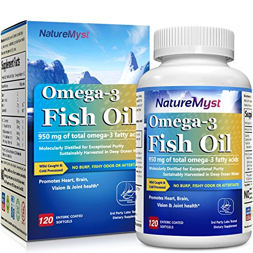 AMAZON的选择!OMEGA-3鱼油120颗只要$12.97!