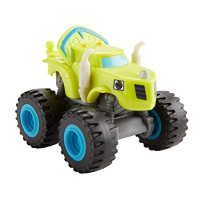 Fisher-Price Nickelodeon Blaze & the Monster Machines, Zeg Vehicle: Toys & Games