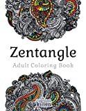 #7: Zentangle - Adult Coloring Book: 49 of the most exquisite designs for a relaxed and joyful coloring time