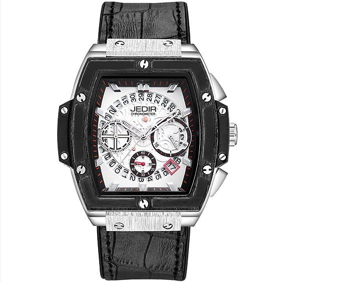 Relojes De Moda Hombre 2018, Reloj Edición Limitada, Reloj de negocios para hombres: Amazon.es: Relojes