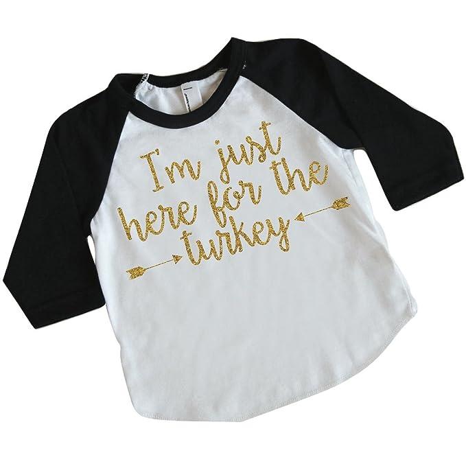 Amazon.com: bebé Thanksgiving Outfit, Niños Thanksgiving ...