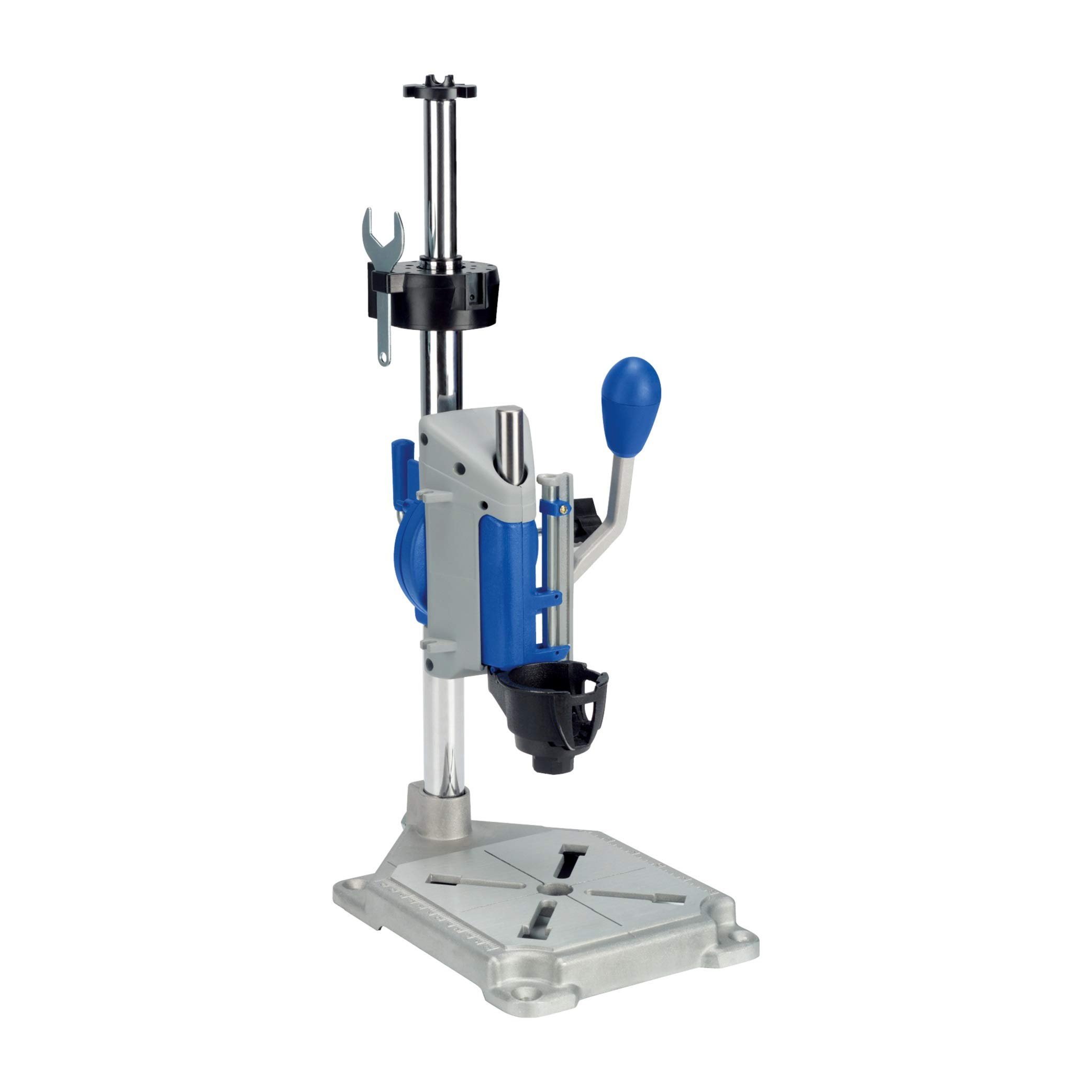Dremel 220 Workstation - 2-in1 Multi Purpose Drill Press & Rotary Tool Holder for Bench Drilling