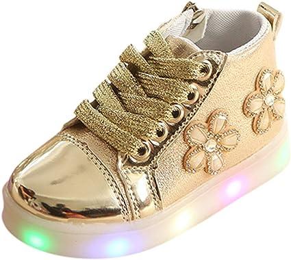 Baby Girl LED Light Luminous Flashing