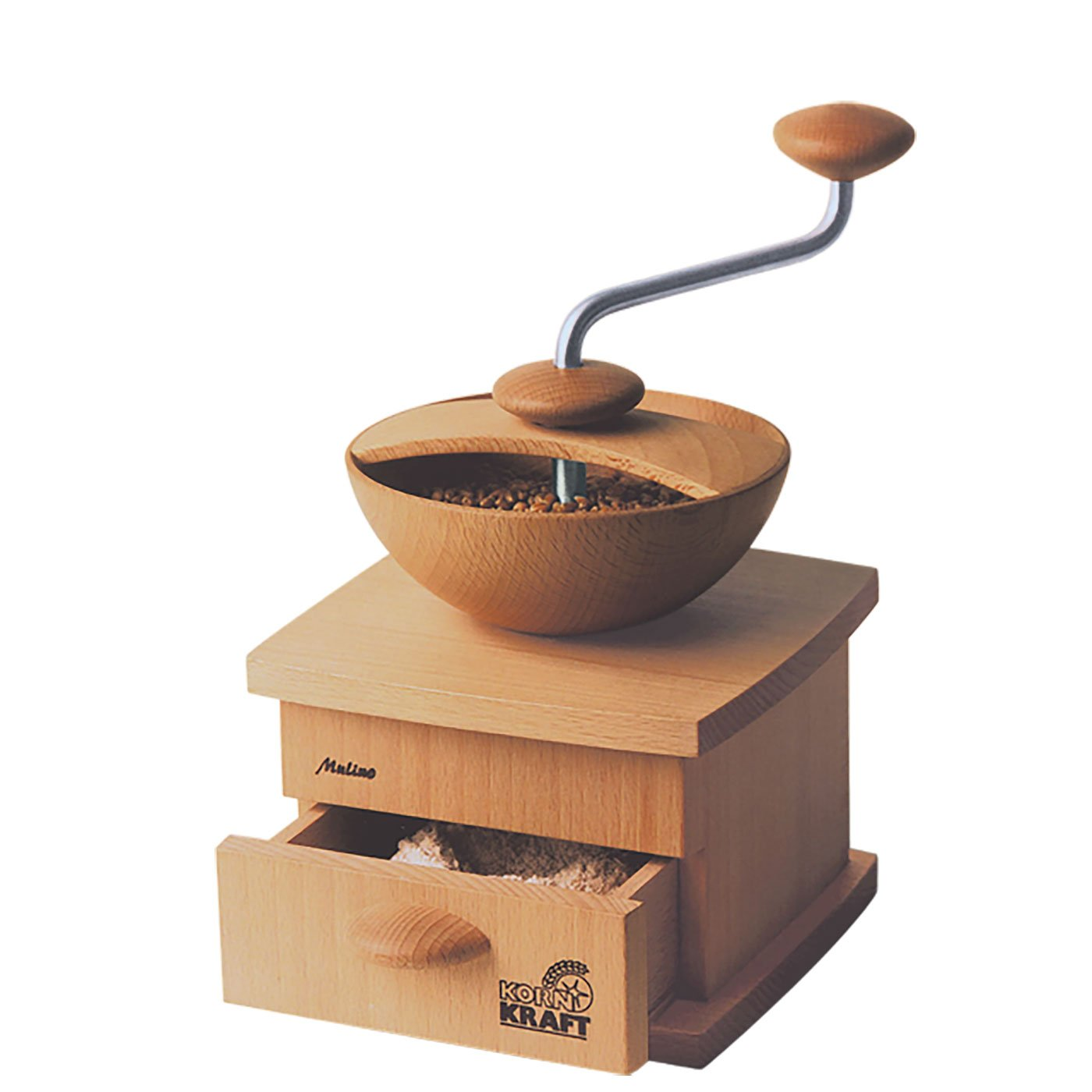 Kornkraft Mulino Coffee Handmill by Happy Mills