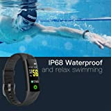Bluetooth Smart Watch, FuriGer Watch with Heart