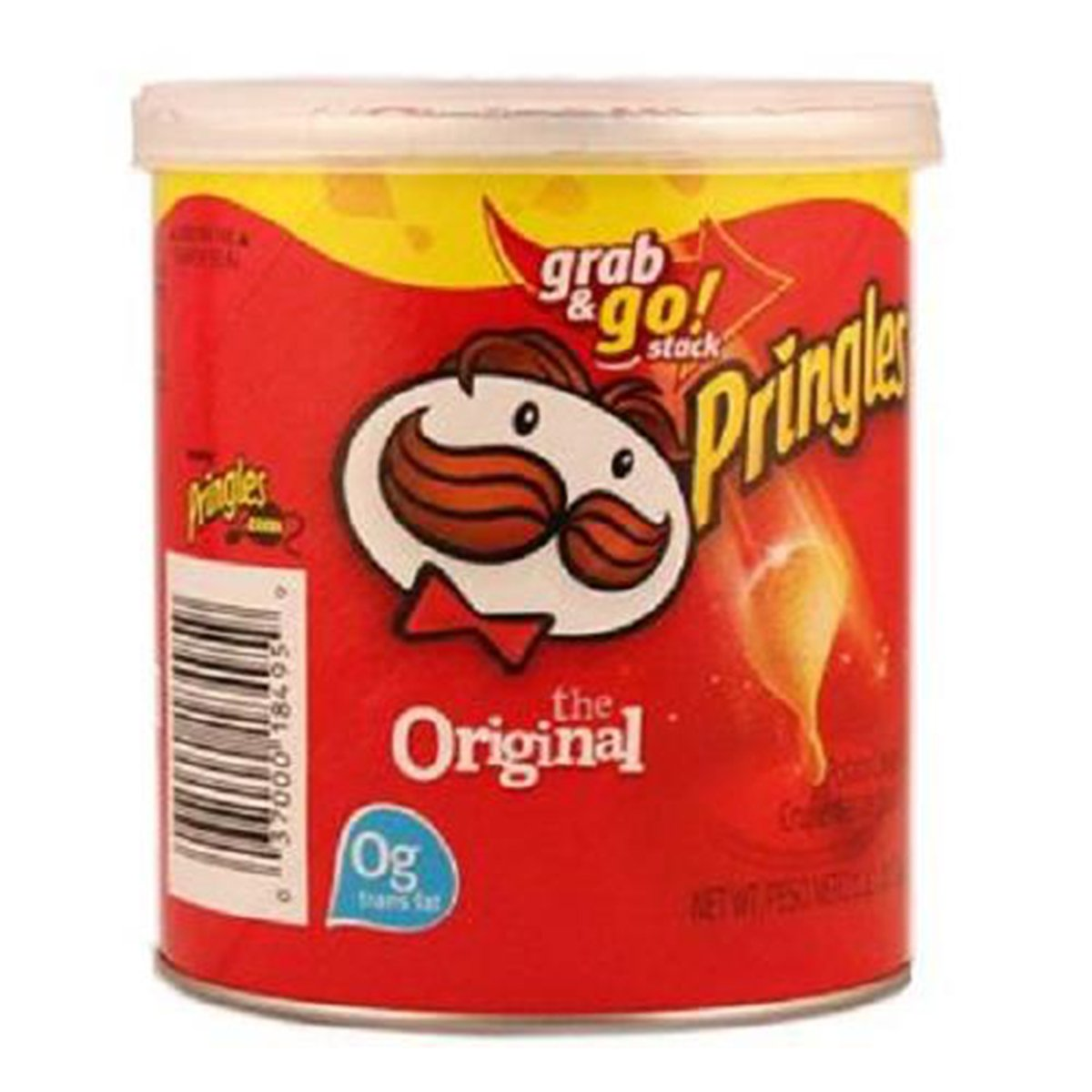 Product Of Pringles, Original - Small, Count 1 - Chips / Grab Varieties & Flavors by Product Of Pringles (Image #1)