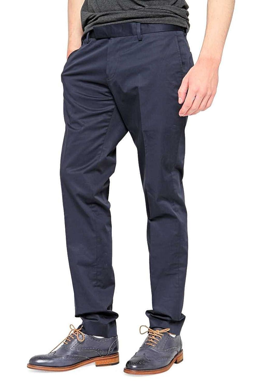 David Naman Business Pants JOST, Color: Dark blue