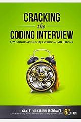 Cracking the Coding Interview: 189 Programming Questions and Solutions (189 Preguntas y soluciones de programación) Pasta blanda