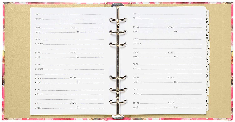 Amazon.com: C.R. Gibson Floral Watercolor - Cuaderno de ...