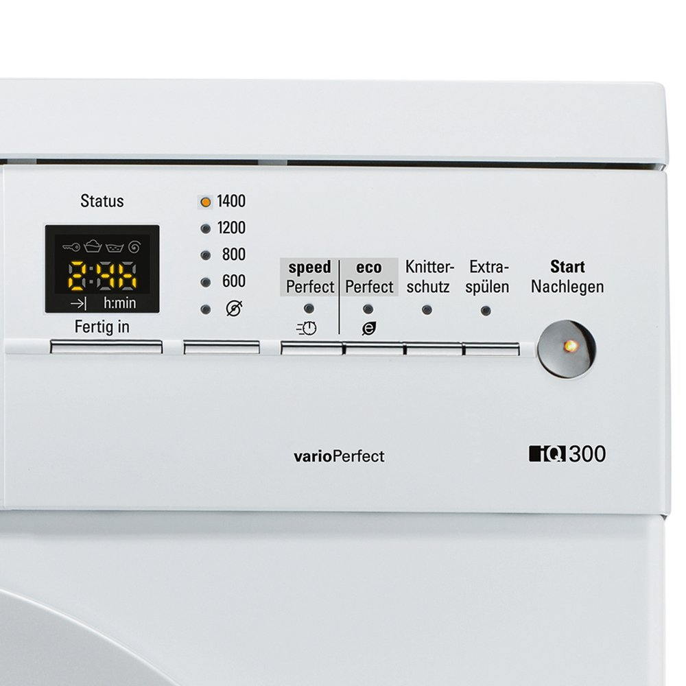 Siemens iQ 300 varioPerfect - Lavadora (A + +, 0.75 kWh, 2300 W ...