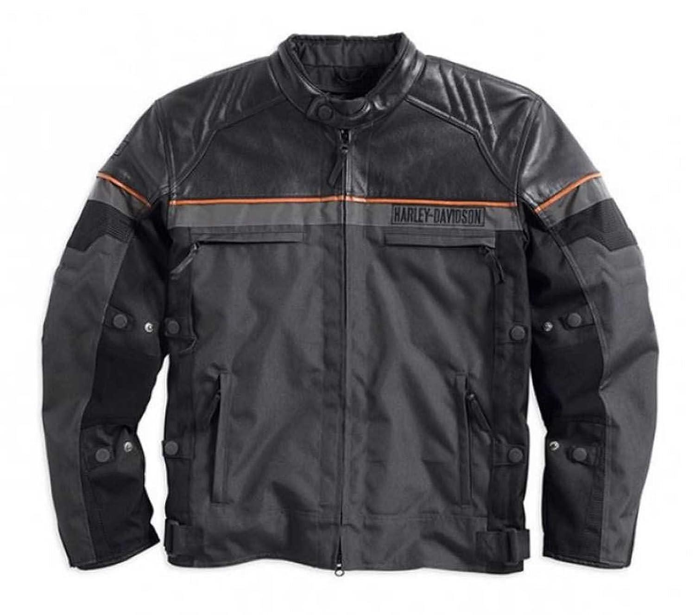 Amazon.com: Harley-Davidson Mens Innovator Waterproof Functional Riding Jacket 98539-14VM: Harley-Davidson: Clothing
