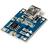 Arduino 5V ミニ USB 1A リチウム 電池 充電 リポ Lipo 充電器 モジュール DIY