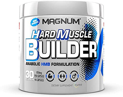 Magnum Nutraceuticals Hard Muscle Builder Capsules