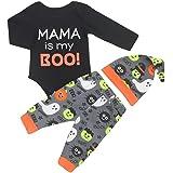 Bright_99 Halloween Baby Playsuit Overalls Spielanzug Strampler Schlafanzug Säugling Kleidung