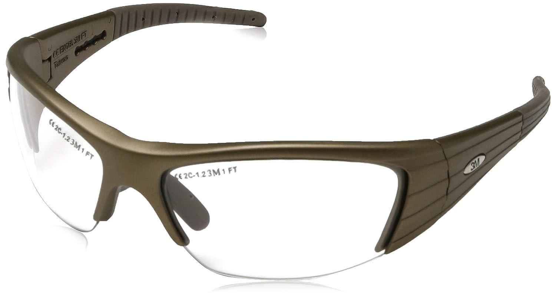 3M FUELX2CL - Gafas de seguridad con protección impactos, transparentes