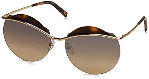 Marc Jacobs Marc 102/S GG, Gafas de Sol para Mujer, Gold, 62