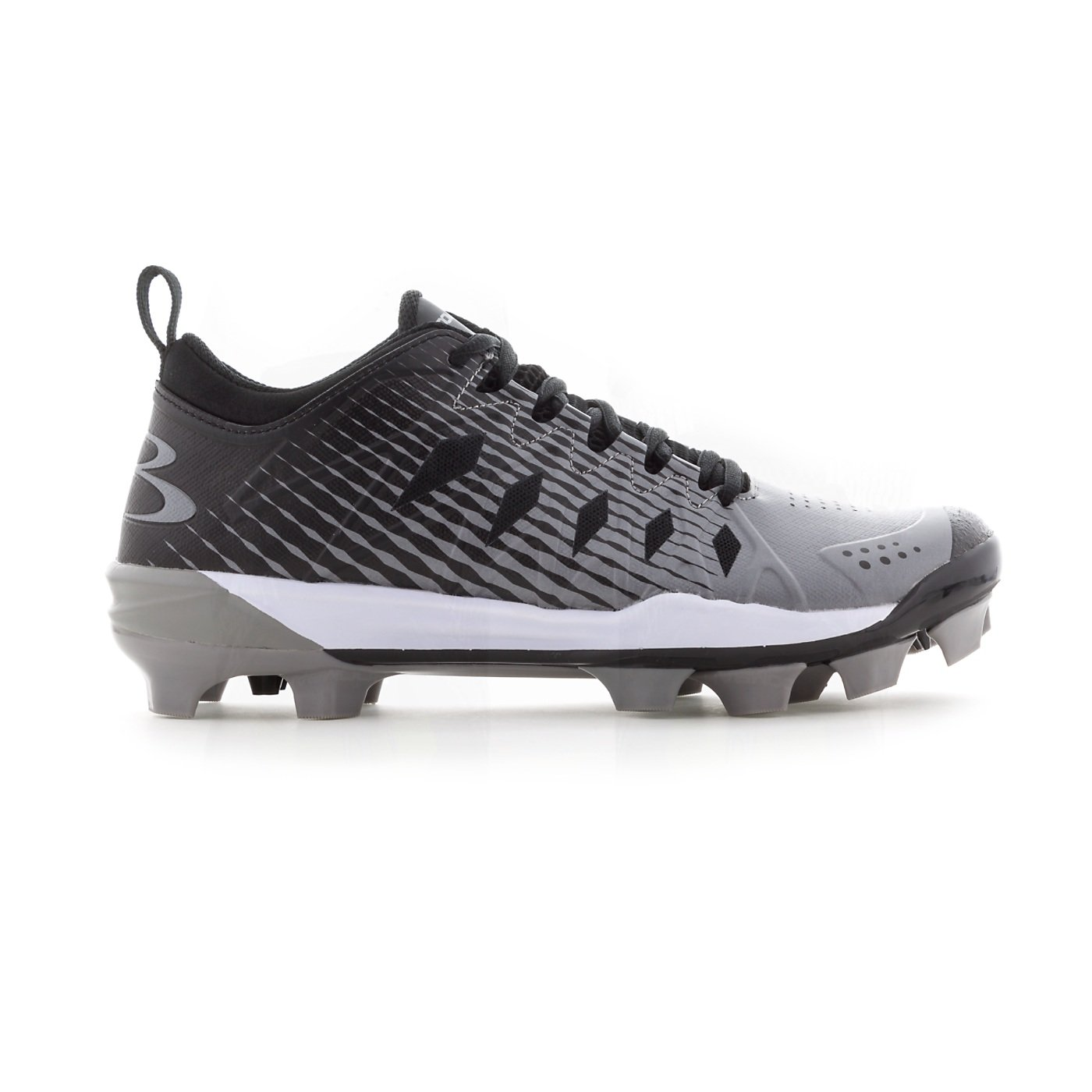 fd1fa688d6b Amazon.com  Boombah Women s Squadron Molded Cleats - 12 Color Options -  Multiple Sizes  Sports   Outdoors