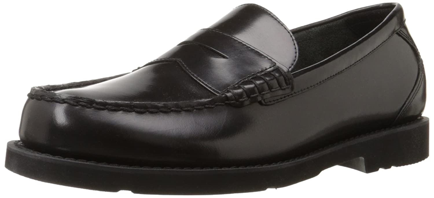 Amazon.com | Rockport Men's Shakespeare Circle Penny Loafer | Loafers &  Slip-Ons