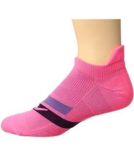 Amazon.com: NIKE Performance Lightweight No-Show Running Socks (1 ...