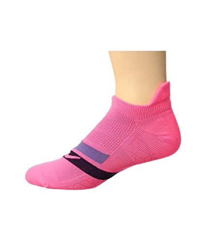 info for 6df16 34ed2 NIKE Dri-Fit Cushion Dynamic Arch No-Show Running Socks PINK No Show Mediu